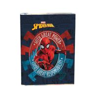 Obal na sešity A4 Spider-Man Metallic, mix/1ks