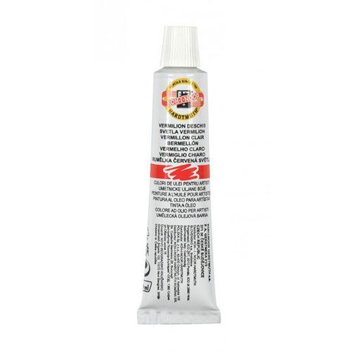 Barva olej. um. 16 ml, ruěelka červená