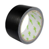 Lepící páska textilní POWER TAPE 48 mm x 10 m černá
