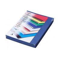 Kartonové desky DELTA A4 královská modrá