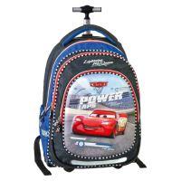 Školní batoh na kolečkách Smart Trolley Cars, Power Lap