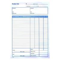 Dodací list s DPH A4, samoprepis (8) / OMI 652