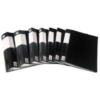 Katalogová kniha A4 40 listů, černá