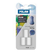 Náhradní gumy MILAN pro ořezávátka SWAY, sada 3 ks