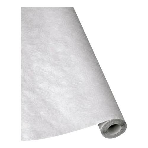 Obrus papírový rolovaný 50 x 1,20 m, bílý