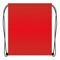 Kapsa na přezůvky 41x34 cm - červené