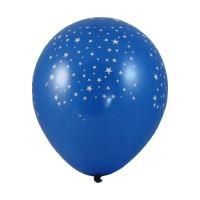 Balón L 30 cm, Hviezdy /5 ks/
