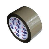 Lepicí páska hnědá 48 mm x 66 m