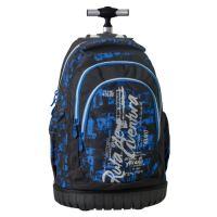 Školní batoh na kolečkách Trolley Play, Aventura