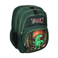 Školský batoh ergonomický, T-Rex