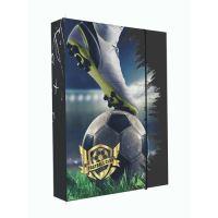 Box na sešity A4 Jumbo Football