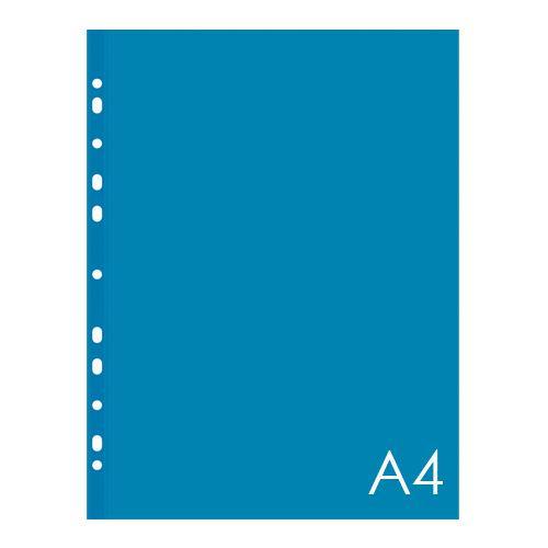 Euroobal A4 far.modrý