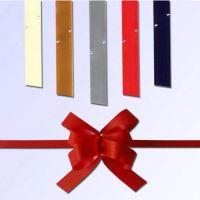 Stuha stahovací 2x50 cm hladká - mix barev, 1ks