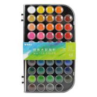 Barvy vodové M&G - 48 barev/ 23 mm