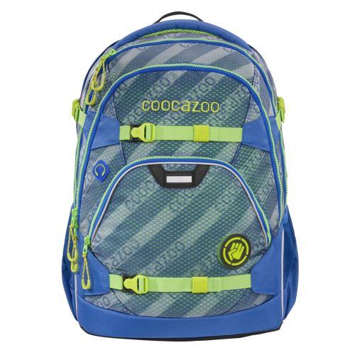 Školní batoh coocazoo ScaleRale, MeshFlash Neonyellow, certifikát AGR