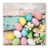 Ubrousky PAW L 33x33cm Pastel Easter